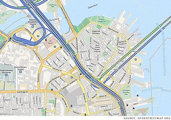 Ảnh: OpenStreetMap