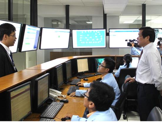 hệ thống thông tin chính quyền điện tử Đà Nẵng