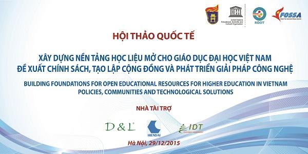 Làm việc với UNESCO bàn việc phối hợp đẩy mạnh OER tại Việt Nam