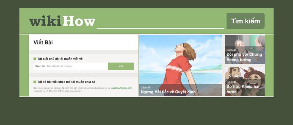 Tìm hiểu về wikiHow như một nền tảng thúc đẩy tài nguyên giáo dục mở tại Việt Nam