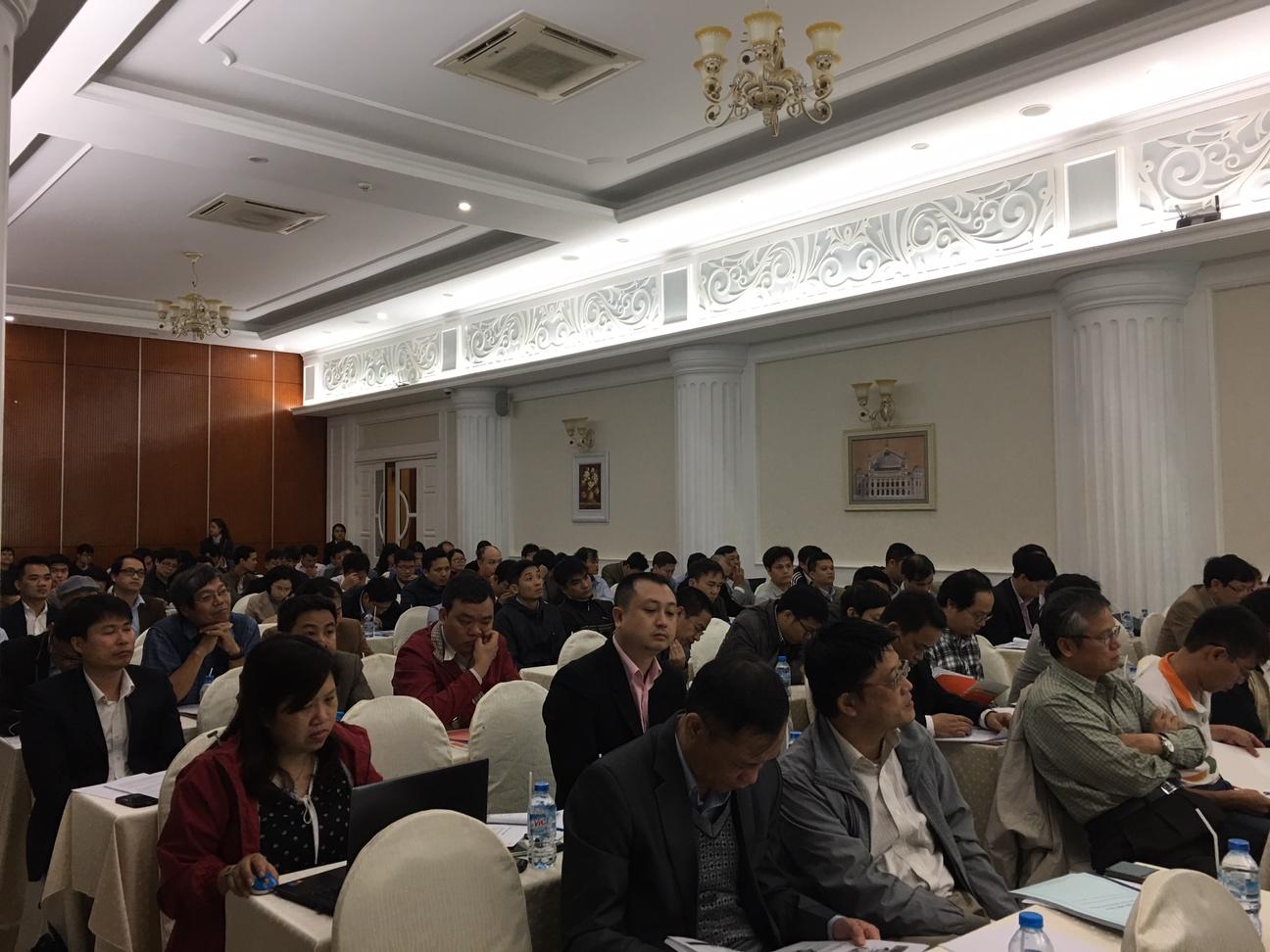 Hội thảo phát triển PMNM Việt Nam 2016