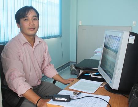 Anh Phương là công đoàn viên xuất sắc, được tặng nhiều bằng khen, giấy khen của UBND tỉnh và Sở KHCN tỉnh.