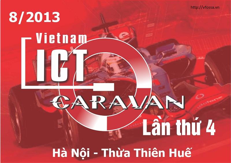 Vietnam ICT Caravan 2013 (Lần thứ 4)